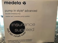 Medela pump in style advanced double electric breastpump  Chevy Chase, 20815