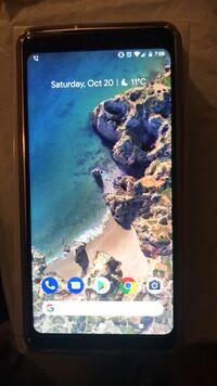 Like new pixel XL 2 10/10 condition. It's been in a case for screen protector since day one Delta, V4C