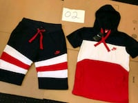 SMALL AND XL NIKE SHORT SET Prince George's County