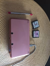Nintendo 3ds in pearl pink Washington Grove, 20877