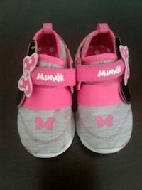 toddler's Minnie Mouse shoes - size 7 Woodbridge, 22193