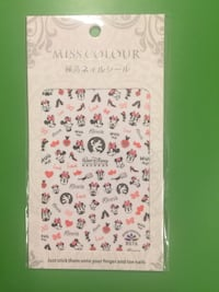 Disney Nail Stickers  银泉, 20906