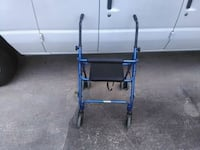Nice Walker with seat great shape . 755 mi