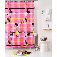 Minnie Mouse shower curtain Apple Valley, 92308