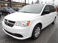 2014 Dodge Grand Caravan White Surrey, V3T 2T3