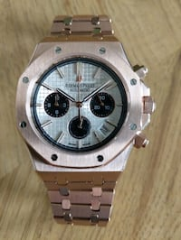 AP Royal Oak Chronograph