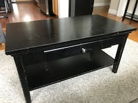 Black Coffee Table Blue Point, 11715