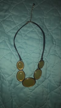 necklace (light green) Alamo Heights, 78209