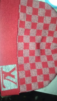 red and white checkered textile Edmonton, T6L 4A8