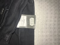 Black g-tar raw denim bottoms Laval, H7X 4G3