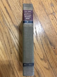 The New Funk & Wagnalls encyclopedia full set (36) Mulberry, 46058