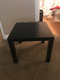 Small Black Coffee/End Table (only 1) Las Vegas, 89118