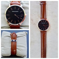 New leather Watch Markham, L3P 4P8