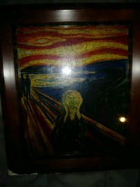 The Scream by Edward Munch Downingtown, 19335