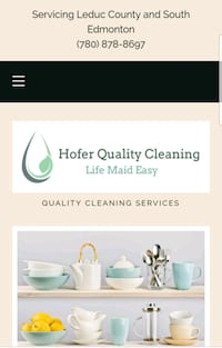 House cleaning Leduc