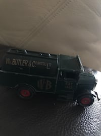 Vintage truck MADE in ENGLAND