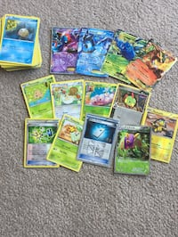 100+ Pokémon Cards ALL MINT CONDITION Vancouver, V6M