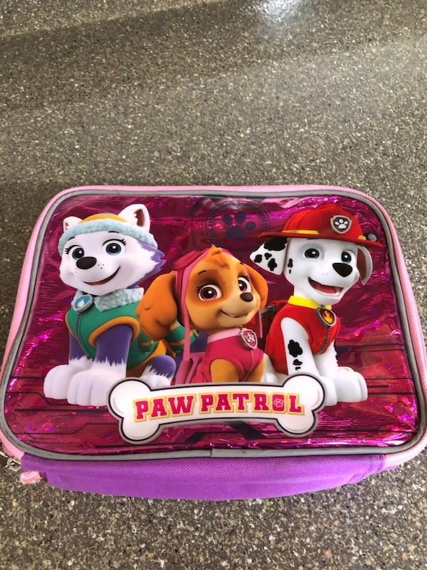 Pal Patrol lunch box