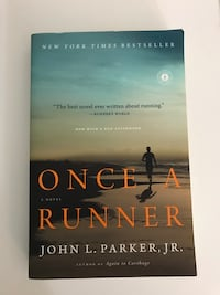 Once a Runner by John L. Parker Silver Spring, 20906