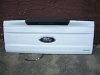 2017 FORD F250SD Super Duty Tailgate w/ Camera Camden