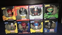8 Dorbz Varied