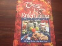 Company's Coming Easy Entertaining book