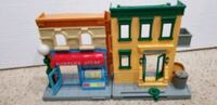Sesame Street Playset Collectible- Like New! Gainesville, 20155