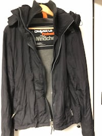 Superdry men's windcheater sz L