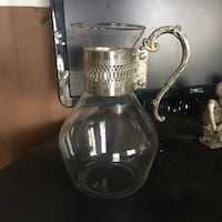 Vintage Silver coffee carafe West Covina, 91790