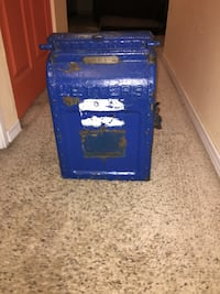Antique Van Dorn Iron Works mail box dated 1894 in great condition Denver, 80237