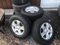 Jeep wheels and tires (5)