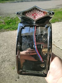 Side taillight for motorcycle  New Galilee