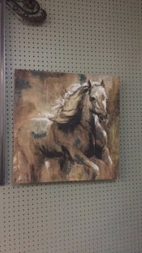 brown and black horse painting Phoenix, 85009
