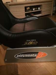 Playseat gaming stol Petter Solberg Edition