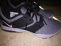 pair of black-and-gray Nike basketball shoes Niceville, 32578