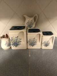 5 piece Ceramic kitchen set 3730 km