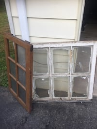 Antique glass windows Derwood, 20855
