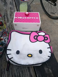 Hello Kitty lunch bag and jewelry box Corpus Christi, 78404