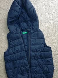 Padded Sleeveless jacket ( 2y) Sunrise