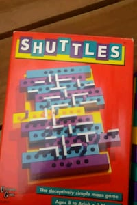 Shuttles game Winnipeg, R2L 0X1