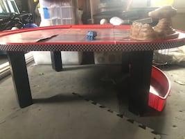 Disney Pixar Cars table