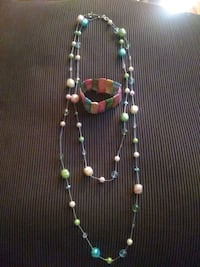 Necklace & Bracelet Jewelry Set New Haven, 06515
