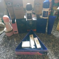 Avon for sale everything in pic for $60.00  Marrero, 70072