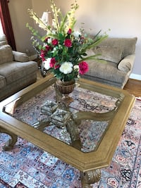 Coffee Table- Gorgeous Artesian Center table   Gainesville, 20155