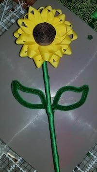 Sunflower ???? hair bow  Halethorpe, 21227