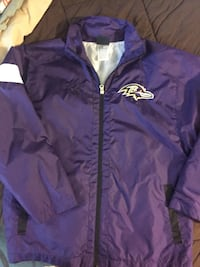 Ravens light weight jacket - never worn - youth Large Hagerstown, 21740