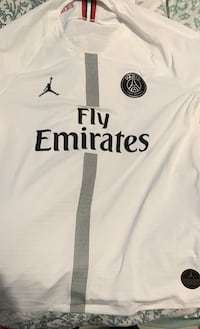 Authentic Paris saint germain jersey