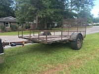 5 by 10 utility trailer Conway, 29526
