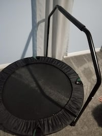 Indoor Trampoline with Stability Bar