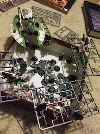 Games.workshop complete army with all pieces  Parkville, 21234